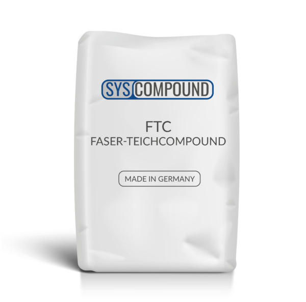 Faser-Teichcompound